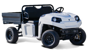 GEM eM 1400 Electric Utility Vehicle