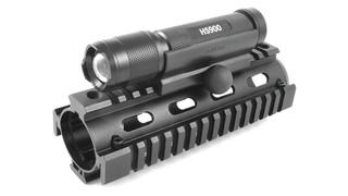 P-Rail Mount, HS900 Illumination Tool