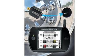 MobileTRAQ Vue Tire Pressure Management System