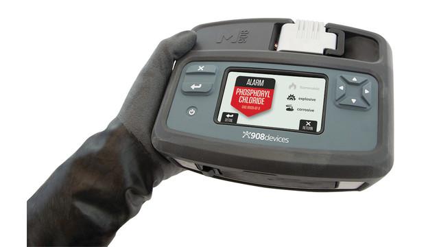 M908 Handheld Mass Spectrometry Tool