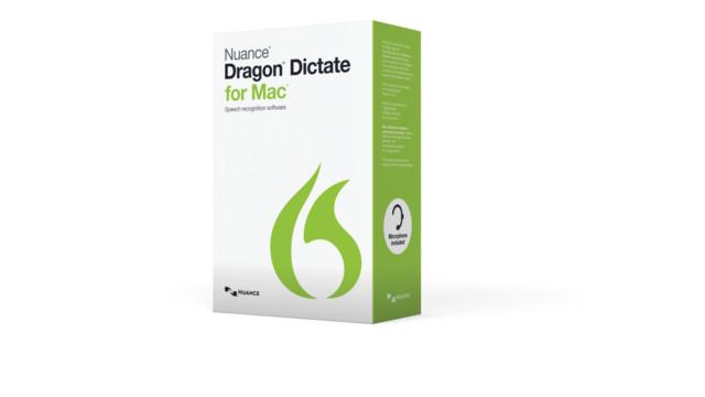 Dragon Dictate Version 4 (Mac)