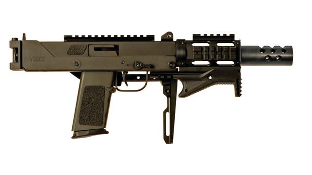 MPA570SST-SBR Rifle for Close Quarter Combat
