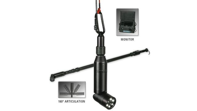 Search and Rescue Pole (SNRP) Camera