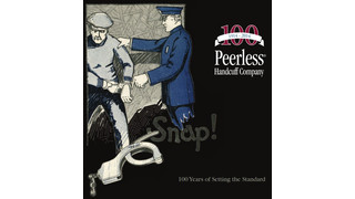 100th Year Anniversary - Peerless Handcuff Co.
