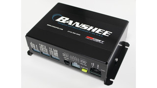 Banshee Amplifier System