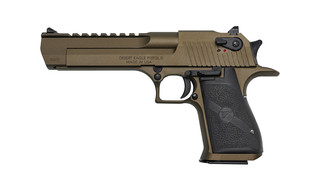 Mark XIX Desert Eagle .50AE/.44 Magnum - Burnt Bronze