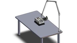 LIT-100Lab Desk Biological Sample Found Instrument