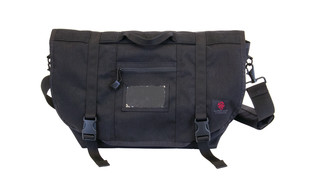 Pro Travel Bag, a Messenger Bag with a Conceled Carry Pouch