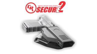 CR Secure 2 Duty Holster