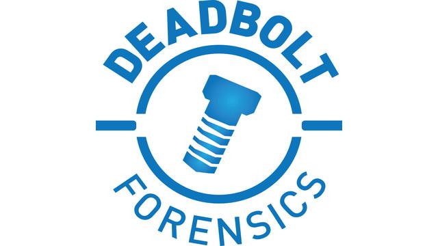 Deadbolt Forensics