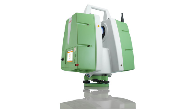 ScanStation P15 User-Friendly 3D Laser Scanning