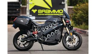 Empluse LE - Electric Traffic Enforcement Motorcycle