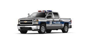 Chevrolet 1500 Crew Cab Special Service