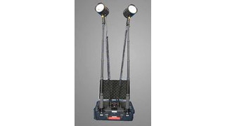 BLL-80B High-intensity Illumination Survey Lamp Backpack