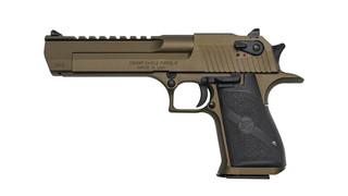 Mark XIX Desert Eagle .50AE/.44 Magnum - Burnt Bronze