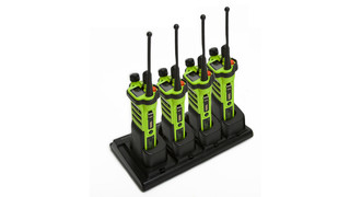 Single and 4 Bay Drop-In Charger