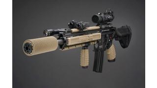 M7000 Series Suppressor Cover
