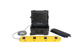 LowCam VI108 Portable Under Vehicle Inspection System (UVIS)