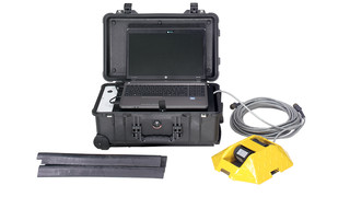 LowCam VI54 Portable Under Vehicle Inspection System (UVIS)