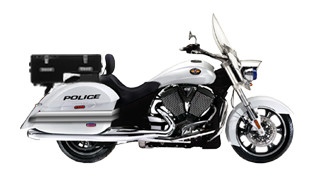 Commander II Motorcycle