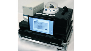 Zephyr Pathogen Identifier System - Portable Bacteria, Virus, Toxin Detection