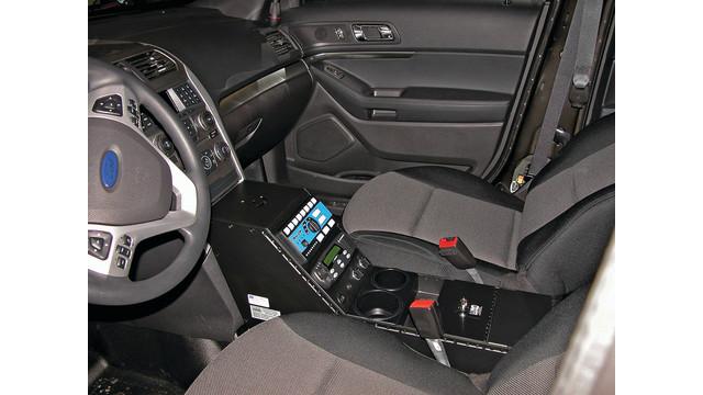 Ford Interceptor Utility Console (VH-FPI-UM)