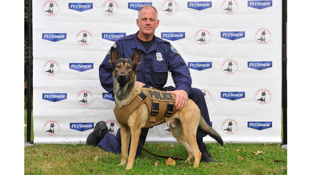 PetArmor® Encourages Americans to Honor K-9 Officers During 'National Thank a Police Dog Week'
