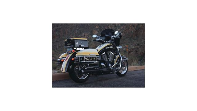 Kingpin Enforcer Motorcycle