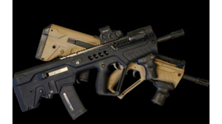 American Built Arms Introduces the A*B Arms T*Grip for the IWI US TAVOR® SAR