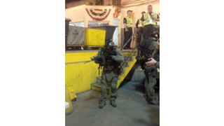 iCOMBAT Tactical Participates In Urban Shield Police Training Event