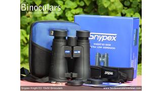 Snypex Knight ED 10x50 Binoculars Review