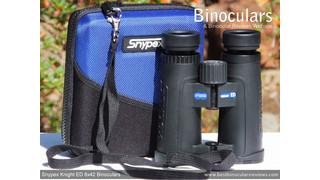 Snypex Knight ED 8x42 Binoculars Review