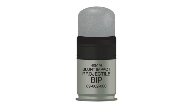 BIP (Blunt Impact Projectile) - Standard
