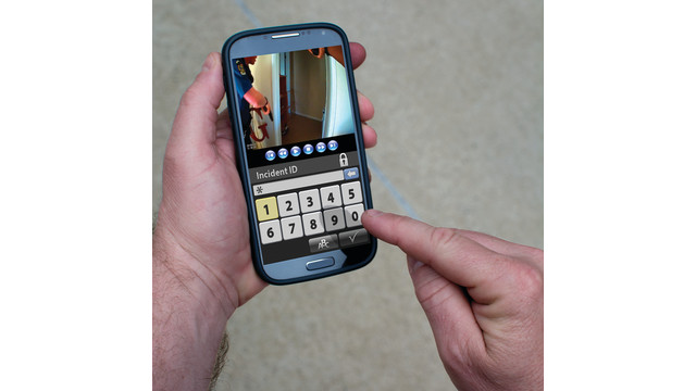 Mobile App - FirstVu HD