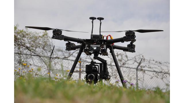Heavy Lift UAV
