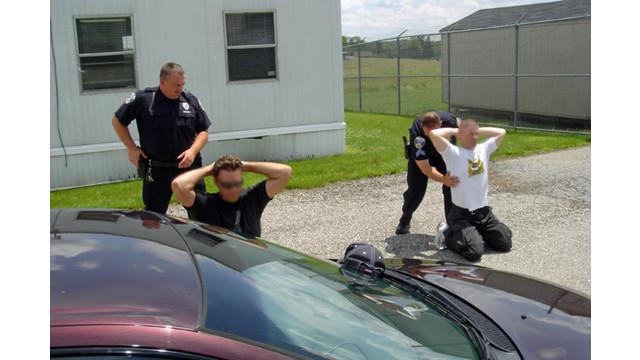 Sloppy Searches Kill Cops