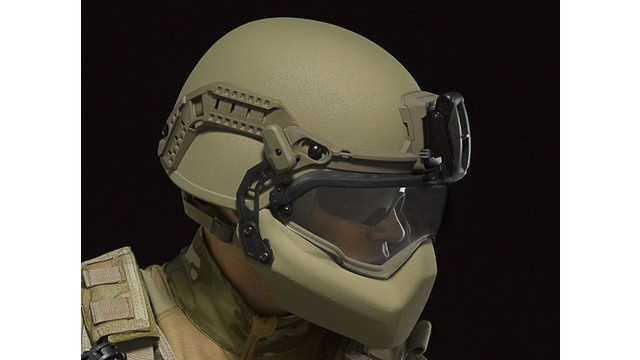Batlskin Modular Head Protection System - Expanded