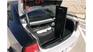 Dodge Charger Tactical Security Lockbox by Tuffy