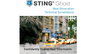 STING® Ghost - Confidently Deploy Your Informants