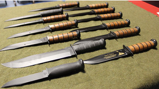 KA-BAR SPONSORS MEMORIAL DAY CELEBRATIONS AT ELDRED WWII MUSEUM; CONTRIBUTES TO FUNDRAISER