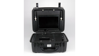 BRIEFCASE RECEIVER MAKES ITS DEBUT AT AUVSI 2014