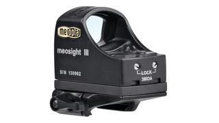 MeoSight III Parallax-free Reflex Sight