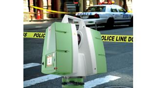 ScanStation PS15 3D Laser Crime Scene and Crash Scene Documentation