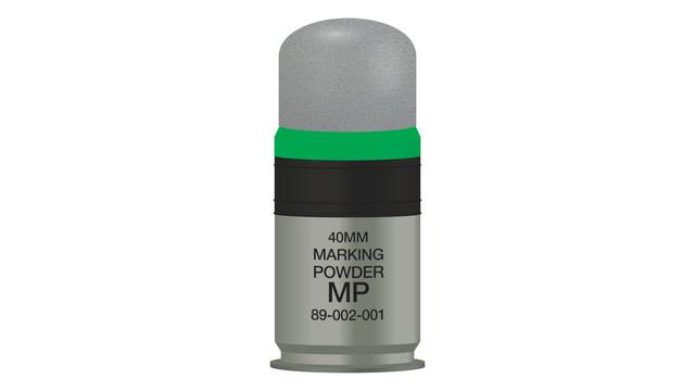 Marking Powder Round - MP
