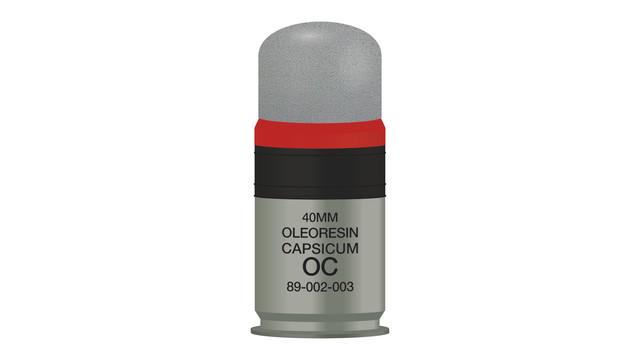 Oleoresin Capsicum Round - OC