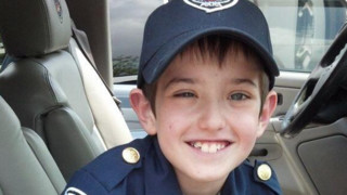 Police Remember 8-Year-Old Honorary Officer