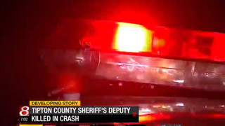 Indiana Sheriff's Deputy Killed in Crash
