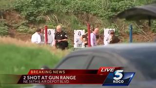 Okla. Trooper, Cadet Injured at Gun Range