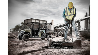 New Polaris® RANGER® Powers Hydraulic, Pneumatic, Electric and Welding Equipment