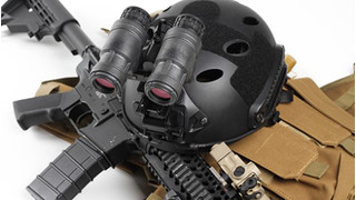 L-3 Warrior Systems AN/PVS-31 Binocular Night Vision Device (BNVD)